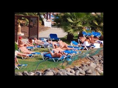 camp Teen in florida nudist